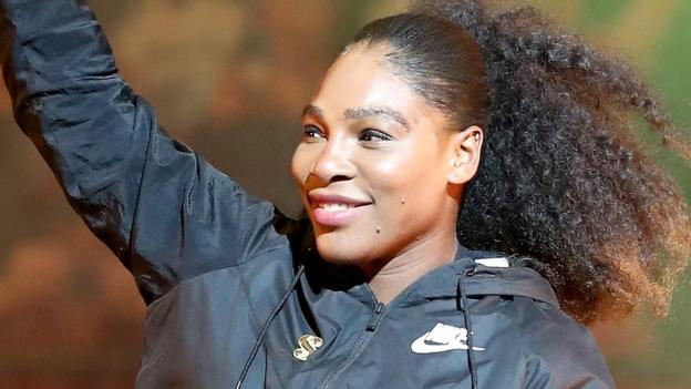 Serena Williams plays at Tiebreak Tens and is 'ready' for Indian Wells 1