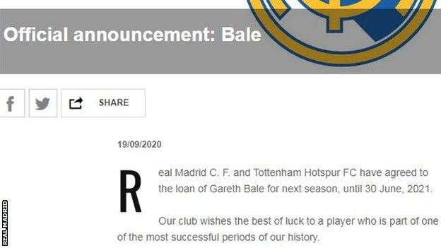 Real Madrid on Twitter