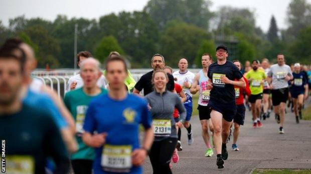 Outdoor running racing have been among pilot events in the governments Events Research Programme as lockdown has eased