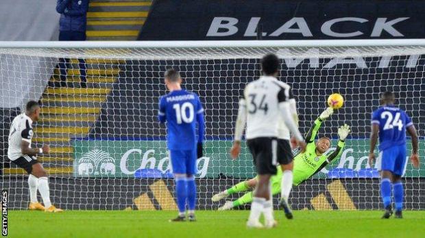 Ivan Cavaleiro scores for Fulham