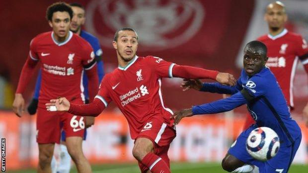 Liverpool v Chelsea