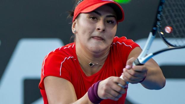 Bianca Andreescu Auckland Final Defeat By Julia Gorges