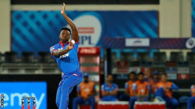 South Africa and Delhi Capitals bowler Kagiso Rabada