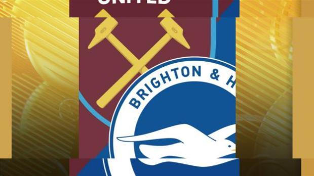 West Ham v Brighton