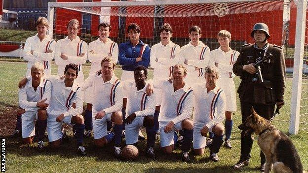 Escape to Victory team