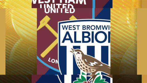 West Ham v West Brom
