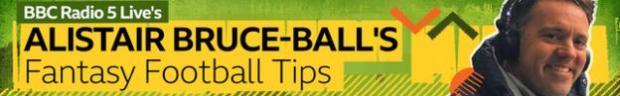 Ali-Bruce Ball Fantasy Football tips