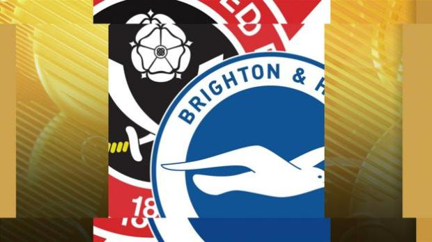 Sheff Utd v Brighton