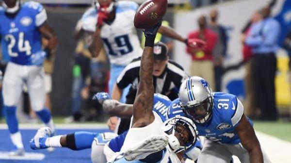 NFL: Andre Johnson scores late match-winning touchdown ...