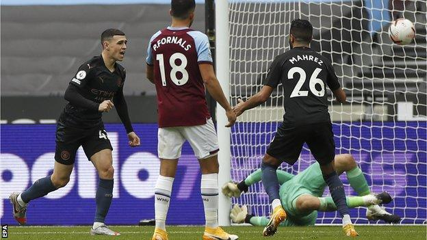 West Ham United 1-1 Manchester City: Michail Antonio scores spectacular goal for Hammers - BBC Sport