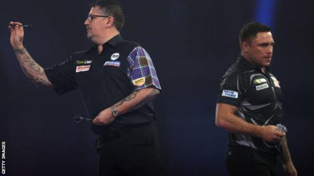 Gary Anderson won the World Championship in 2015 and 2016