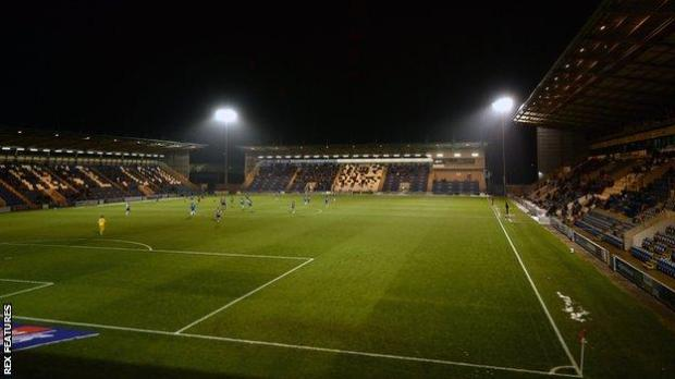 1,000 fans were allowed in to Colchester United's match against Grimsby Town on Saturday - the first time supporters have been allowed to attend since before the start of the Covid-19 pandemic