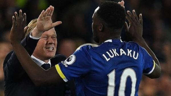 Everton 1-1 Crystal Palace: 'Great' Lukaku free-kick ...