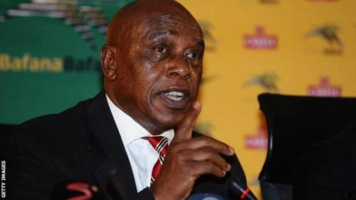 South Africa's Tokyo Sexwale