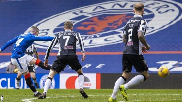 A goal and assist in another stand-out show from the winger who has come of age as a Rangers player this season
