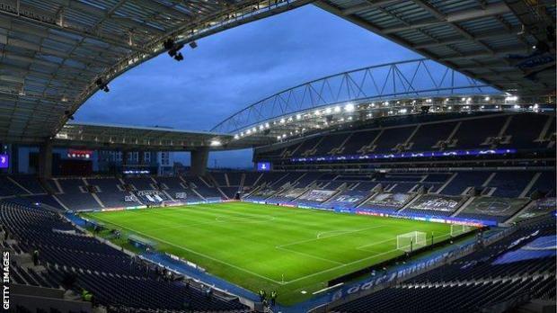 Porto's Estadio do Dragao