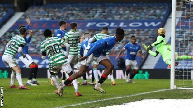 Rangers goal