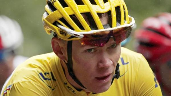 Chris Froome: Anti-doping case against four-time Tour de ...