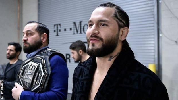Masvidal (right) has become one of the UFC's most popular fighters