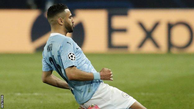 Man City fight back to win at PSG