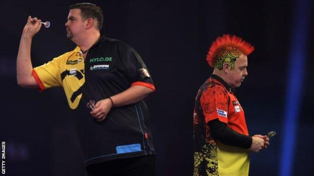 Gabriel Clemens and Peter Wright