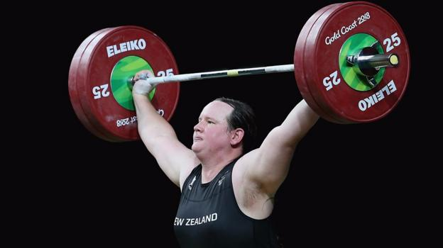 commonwealth games new zealand s laurel hubbard out of the