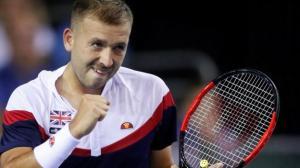 Tarot Divinatoire Denis Lapierre 2018 Gratuit. Davis Cup 2018  Great  Britain lead Uzbekistan after Dan Evans beats Denis Istomin ee81543a42d8