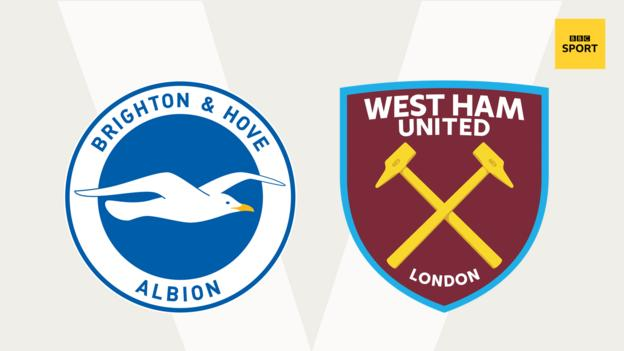 Brighton v West Ham