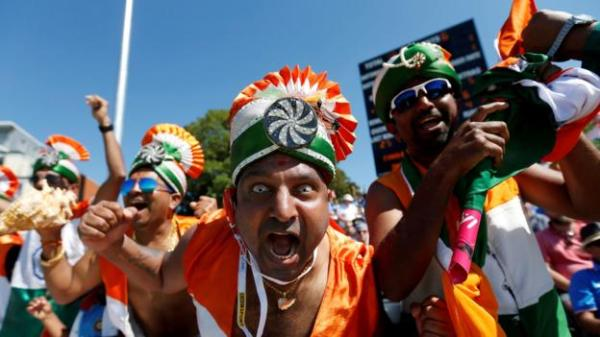 Bharat Army: The British Asians behind India cricket team ...