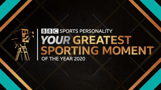 Your Greatest Sporting Moment of the Year logo