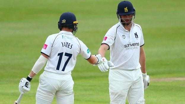 , Warwickshire need final-day victory over Somerset to claim title, The Evepost BBC News