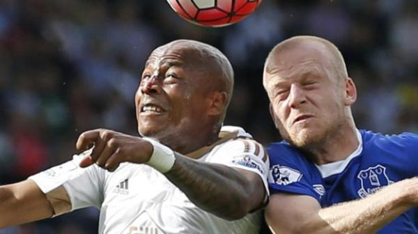 Swansea City 0-0 Everton - BBC Sport