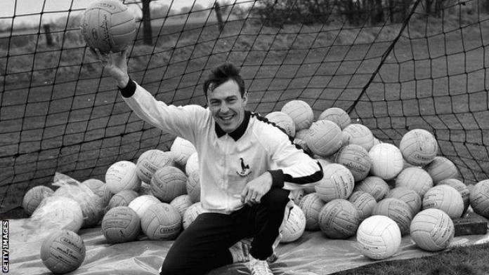Jimmy Greaves scored 266 goals for Spurs in 381 games - within reach?