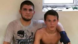 Khabib Nurmagomedov and Usman Nurmagomedov