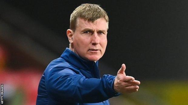 Kenny issued a passionate defence of his team after being criticised for the World Cup qualifier defeat by Luxembourg