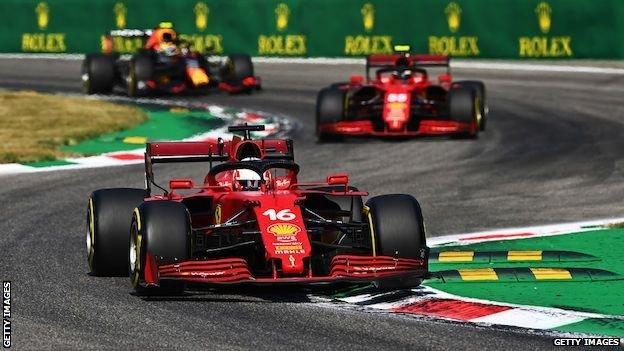, Leclerc to start from back of grid at Russian GP after engine upgrade, The Evepost BBC News