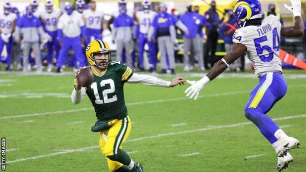 Aaron Rodgers is expected to be named the NFL's Most Valuable Player this season after MVPs in 2011 and 2014