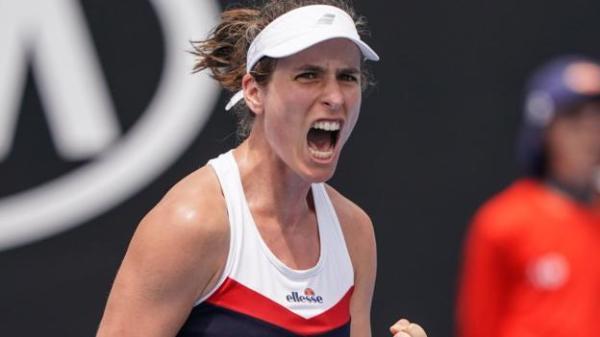 Australian Open 2019: Johanna Konta through after beating ...
