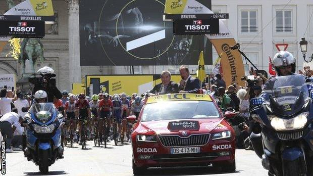 The 2019 Grand Depart in Brussels