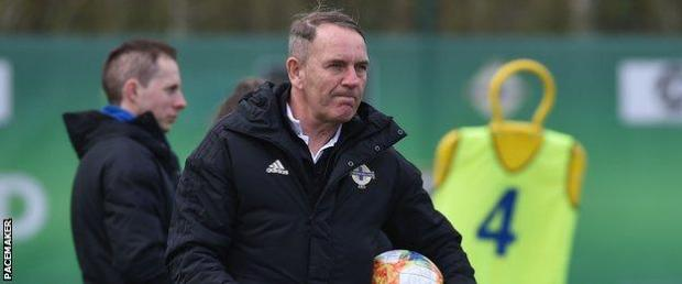 Shiels has transformed the fortunes of Northern Ireland