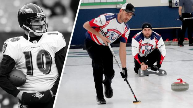Image Result For From Nfl To Curling American Football Stars Set Sights On Beijing Winter Olympicssharetelegram