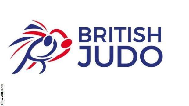 British Judo logo