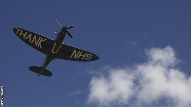 British Grand Prix spitfire