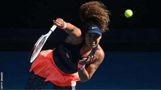 Naomi Osaka is aiming to win the fourth Grand Slam of her career