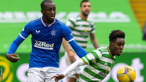 Despite Goldson's two goals, Kamara oozed class in midfield and was consistently involved in Rangers' build-up, while he expertly nulled the threat of Jeremie Frimpong at wing-back