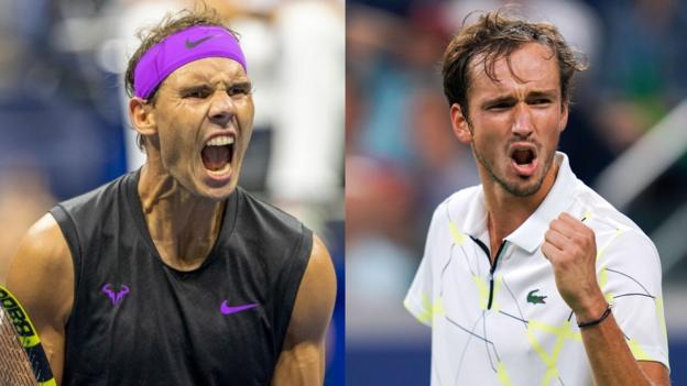 108656235 untitledcollage - Nadal chases 19th Grand Slam in US Open final against Medvedev