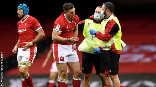 George North has played three Tests for the British and Irish Lions