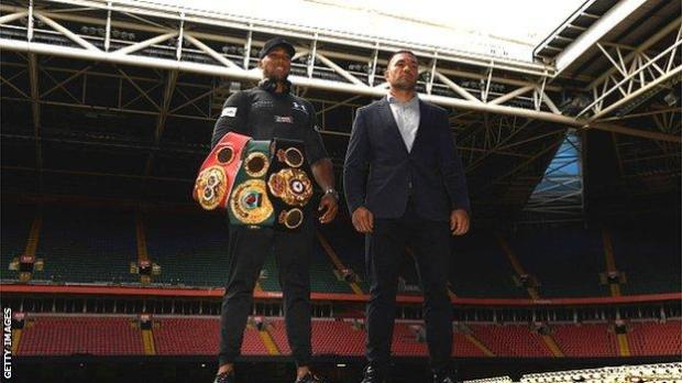 Joshua and Pulev