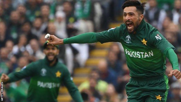 Mohammad Amir: Pakistan bowler retires because of 'mental torture' - BBC  Sport