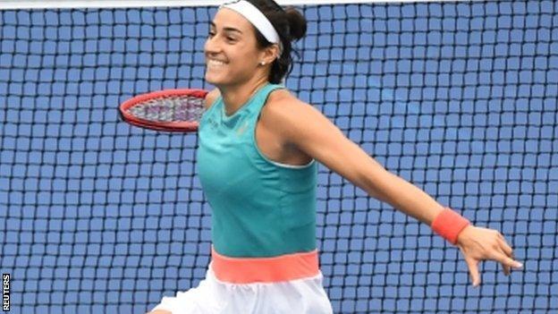 sport Caroline Garcia